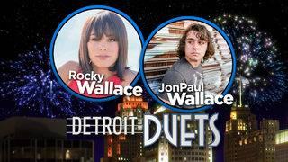 Detroit Duets: Rocky and JonPaul Wallace