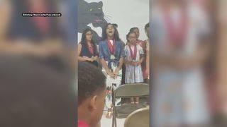 Facebook video of 11-year-old Danville singer goes viral