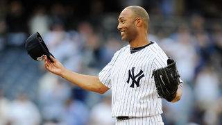 Rivera unanimous&#x3b; Halladay, Edgar, Mussina voted to HOF