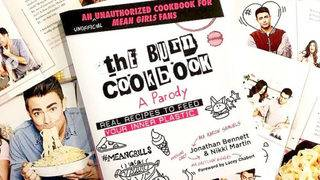 Burn Book from 'Mean Girls' is now a real life parody cookbook