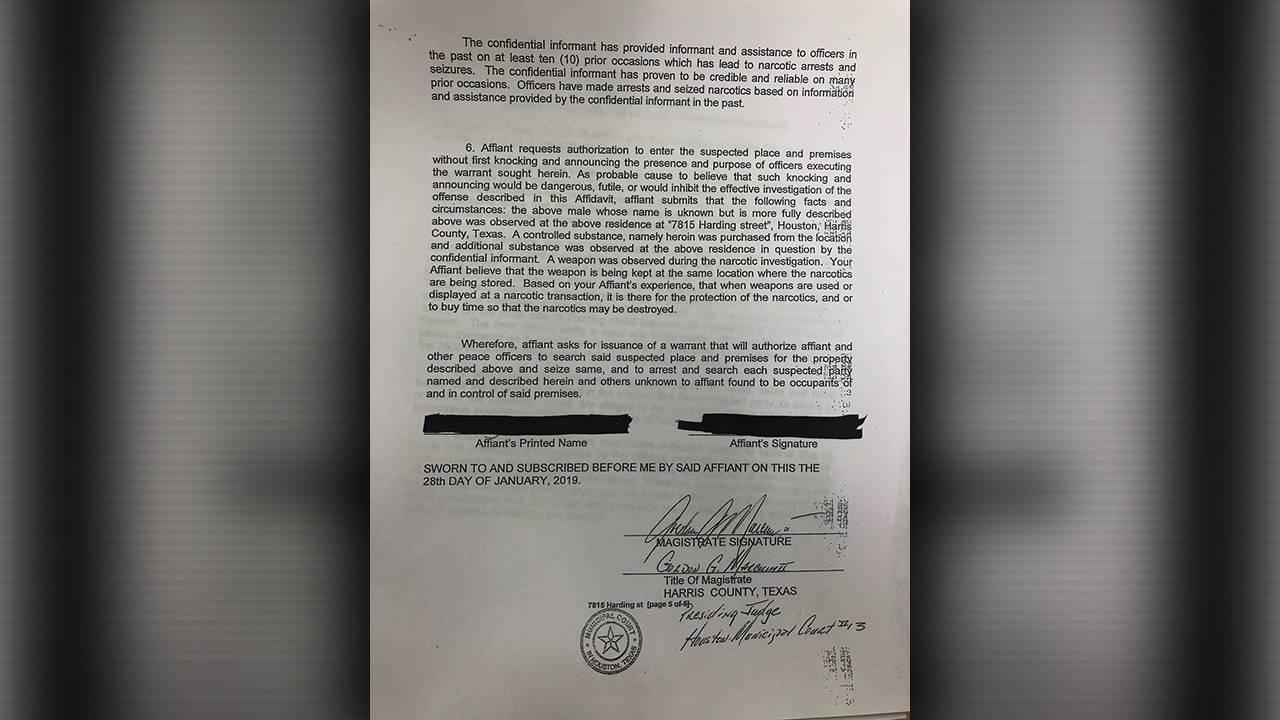 shootout warrant page 5