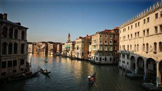 Venice fines tourists caught skinny dipping in canal