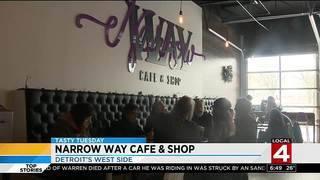 Tasty Tuesday: Narrow Way Cafe &amp&#x3b; Shop