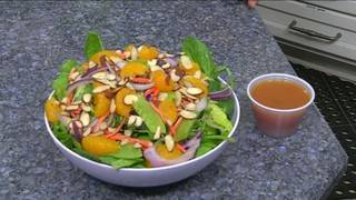 Daytime Kitchen: Fiesta Salad With The Salad Factory