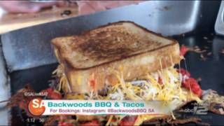 Backwoods BBQ - GRILLED CHEESE FESTIVAL