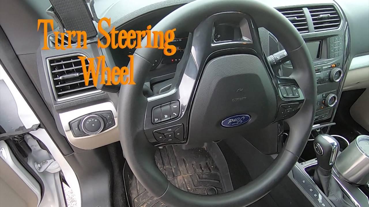 amy beach hacks - turn steering wheel