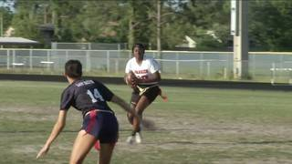 Team of the Week: Parker girls' football