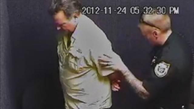 Michael Dunn arrested_19665232