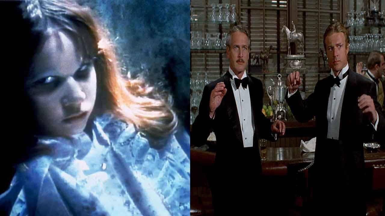'The Exorcist' vs 'The Sting'