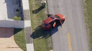 At least 1 in custody after police chase ends in North Miami
