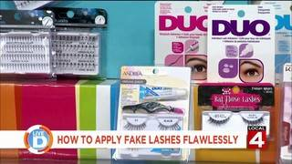 Are those real?? Find out how to make your eyelashes social-media worthy!
