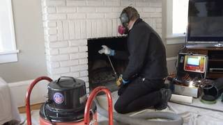 Keeping chimney properly cleaned could save house from fire
