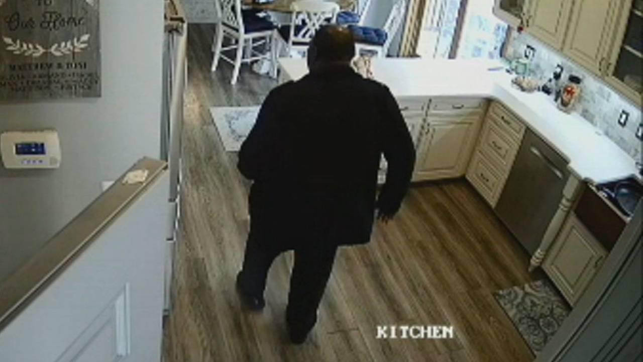 Washtenaw County home invasion caught on video 1