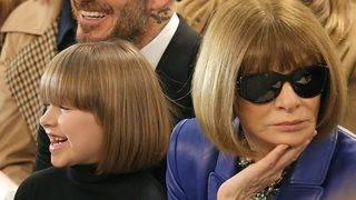 Victoria Beckham's Daughter Harper Is Twinning With Anna Wintour: See&hellip&#x3b;