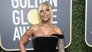 Mary J. Blige Is a Double Oscar Nominee for 'Mudbound'