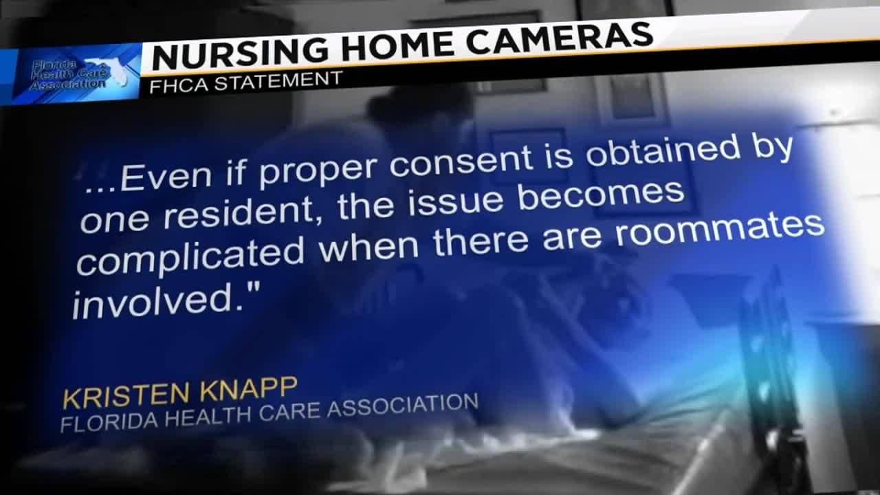 Nursing Home Cameras Statement