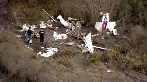 Pilot identified in deadly small plane crash near West Houston Airport