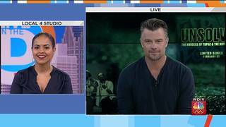 Josh Duhamel Talks About Tupac And Biggie With Live In The D