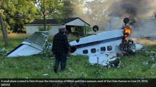 2 dead, 1 critically injured after small plane from Texas crashes in&hellip&#x3b;