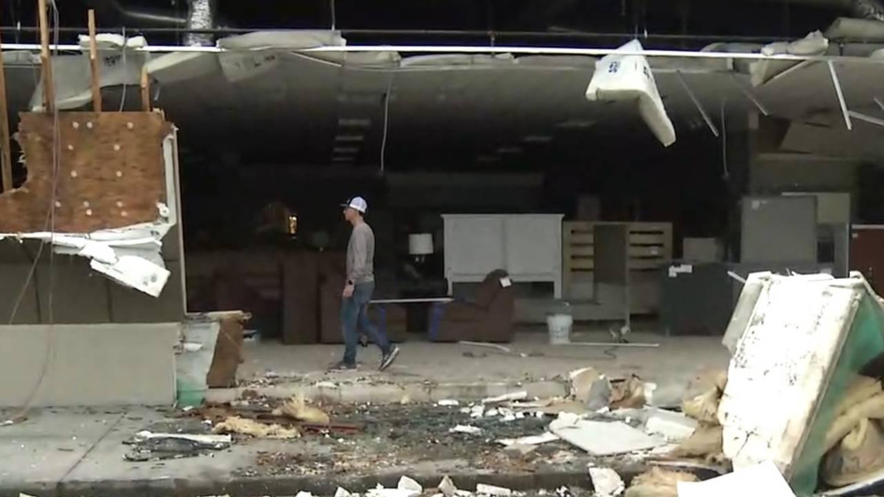 04-19 Furniture store damage 4