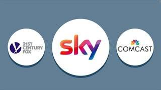 Comcast one step closer to buying British broadcaster Sky