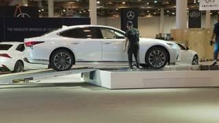 Sneak peek at cars in 2018 Houston Auto Show