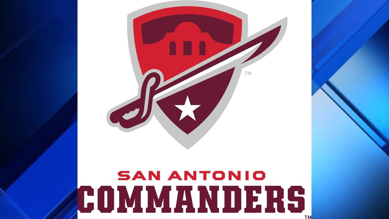 9a485d3e4d7 SAN ANTONIO - The Alliance of American Football officially announced on  Tuesday that San Antonio s team will be called the San Antonio Commanders.