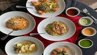 Carb overload!! Get your Italian food fix at this Olmos Park restaurant