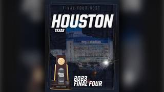 Houston, we have another Final Four! NCAA Tournament to return in 2023