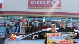 Circle K's Win Every Day Sweepstakes ends Dec. 3