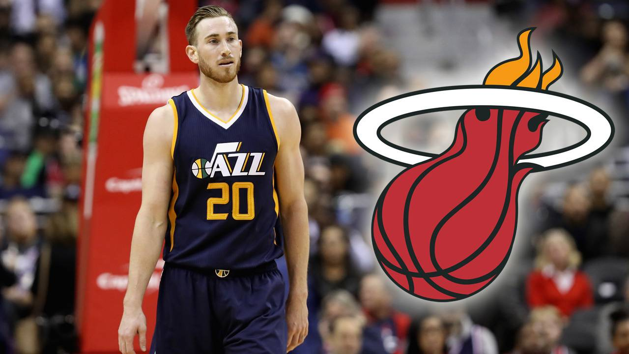 456523989 Report  Heat to get 1st meeting with free agent Gordon Hayward