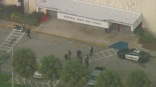 18-year-old arrested after trespassing at Deerfield Beach High School,&hellip&#x3b;