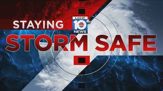 Watch Local 10's 'Staying Storm Safe' to prep for the 2018 hurricane season