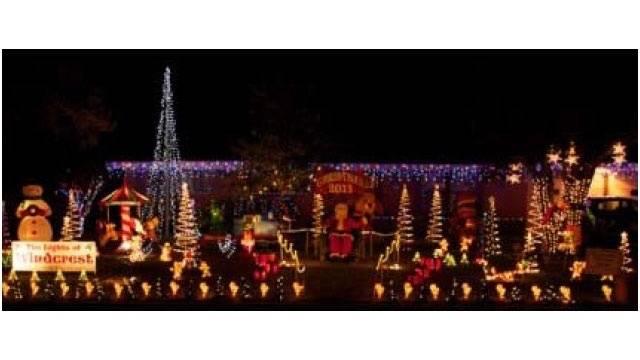 windcrest light up 2012 winners - Windcrest Christmas Lights
