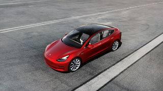 Tesla Model 3 is best-selling American luxury car