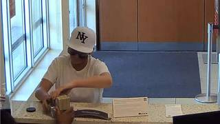 Woman arrested in back-to-back bank robberies in Broward