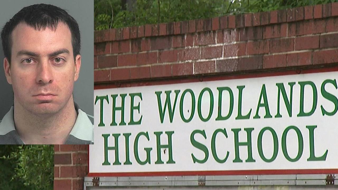 the woodlands high school Richard Chiamulera mugshot