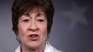 Susan Collins feels 'vindication' after Kavanaugh vote