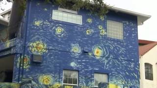 Mount Dora mayor apologizes to 'Starry Night' mural owners
