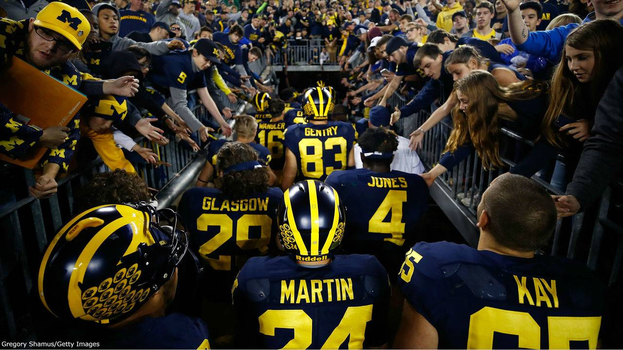Which 16 Michigan Football Players Are Expected To Be Drafted