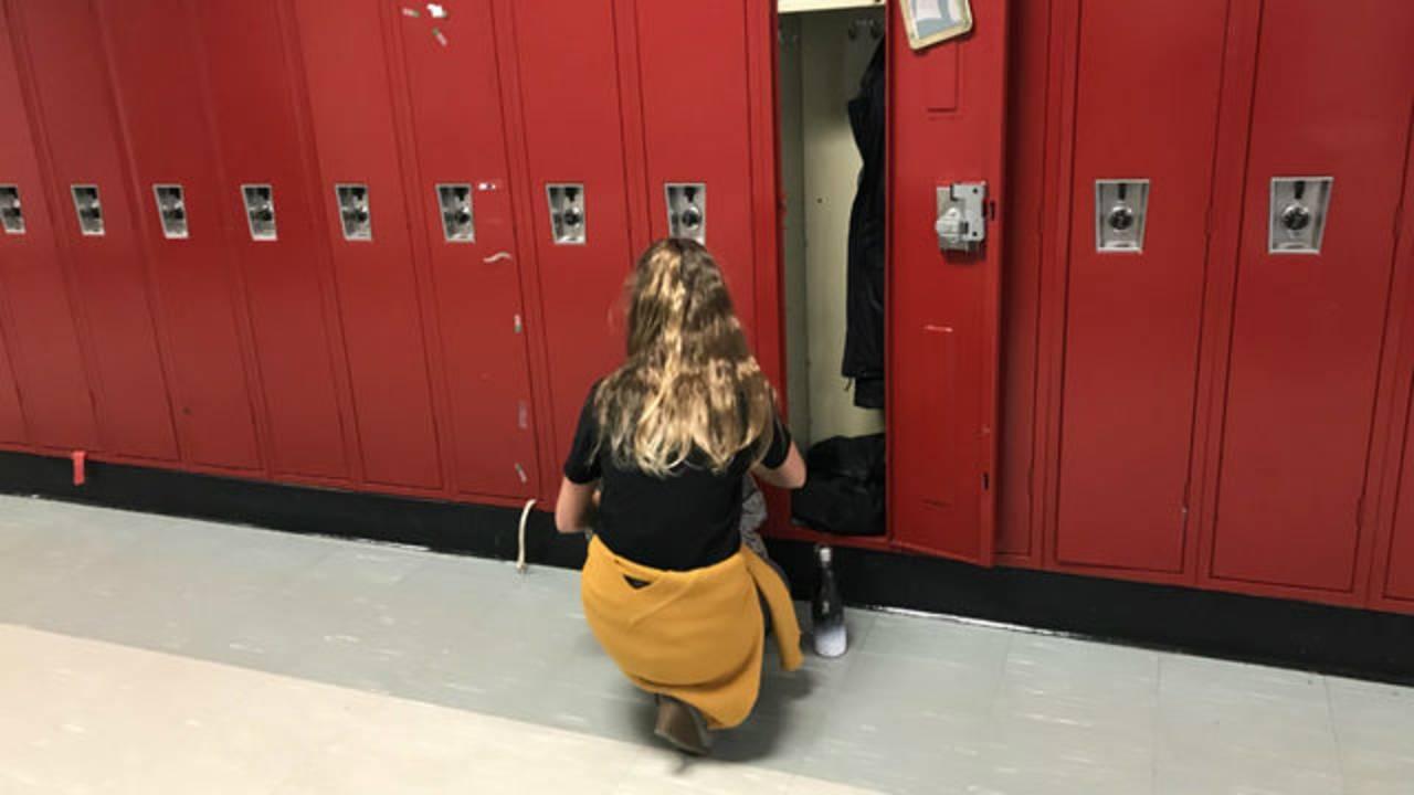 Forsythe locker