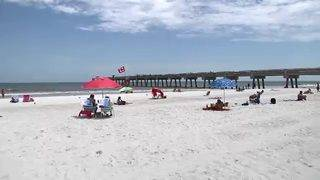 Renourishment project to begin for Jacksonville beaches, dunes