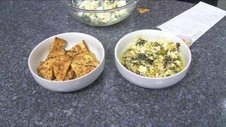 Daytime Kitchen: Tasty Spinach Artichoke Dip