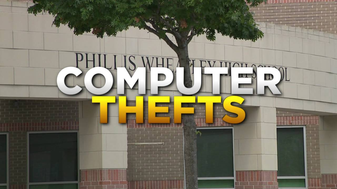 wheatley high school computer thefts