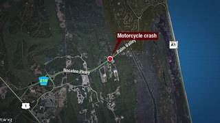 Motorcyclist dies in St. Johns County crash