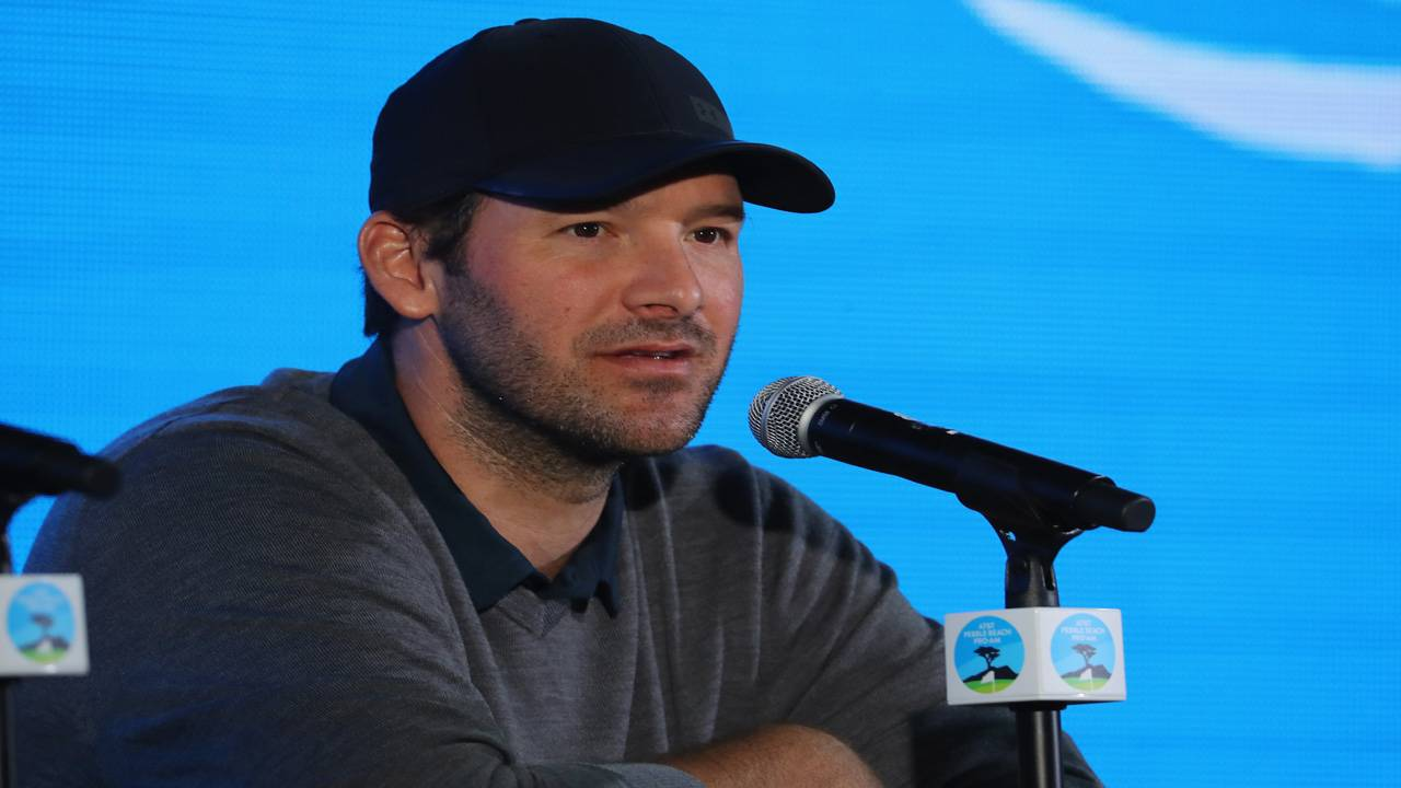 1f63e608597 Former Cowboys QB Tony Romo to play PGA Tour event in...
