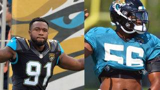 Jaguars' Ngakoue, Fowler have to be separated after practice