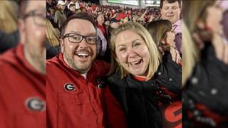 Georgia Bulldogs fans excited for title game