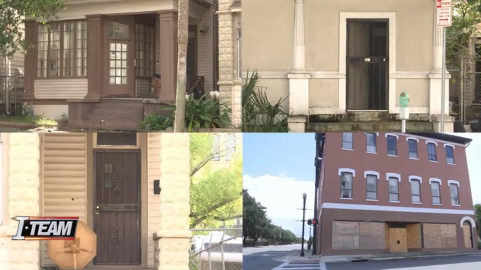 Titus properties downtown