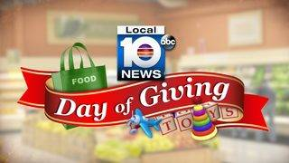 Local 10 News' Day of Giving is joyful community success